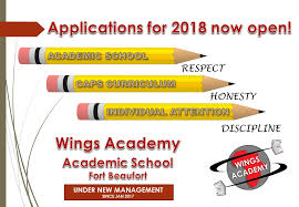 wings academy u2013 applications for 2018 hogsback times