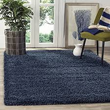 Navy Area Rug Safavieh California Shag Collection Sg151 7070 Navy