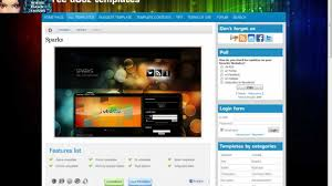 website templates for ucoz free how to instal a template in ucoz youtube