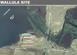Walla Walla Washington Map by Accomplishments