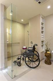 universal bathroom design accessible barrier free aging in place universal design
