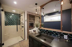 Fish Decor For Home Fish Scale Tiles An Unusual Choice For Homes With Personality