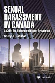 lexisnexis phone number sexual harassment in canada a guide for understanding and