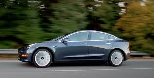 early model 3 review shows off the best and worst features on
