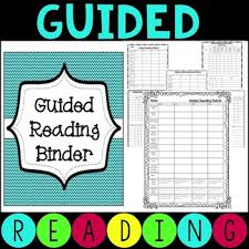 Guided Reading How To Organize Guided Reading Binder Reading Groups And Literacy Workstations