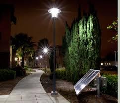 solar led walkway lights sepco completes led solar walkway lighting project at usmc base