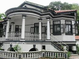 26 best singapore black white colonial house images on pinterest