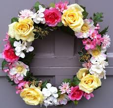 Easter Decorations For Wreaths by Outdoor Easter Decorations U2013 60 Ideas For A Special Holiday