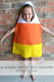 candy corn costume a simple candy corn costume dukes and duchesses