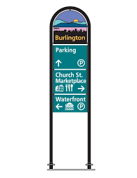 improvements to burlington wayfinding approved by city council