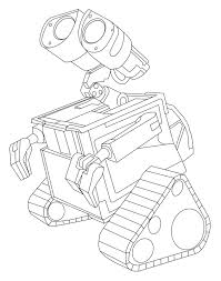 wall e coloring pages coloringsuite com