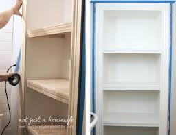 Bathroom Shelves Ideas Bathroom Built Ins U2013 Hondaherreros Com