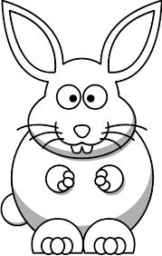 cartoon rabbit cliparts