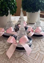 eiffel tower centerpieces ideas eiffel tower small centerpiece or favor set of 6 ailani s