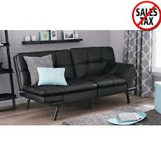 sofa bed memory foam mattress futon sofa bed couch sleeper convertible full size memory foam