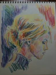 pictures colour pencil sketches images drawing art gallery