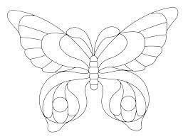 zentangle butterfly by luzilla