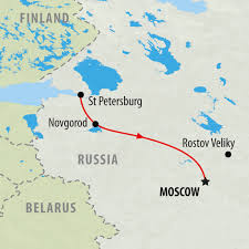 russia world cup cities map best places to visit in russia on the go tours