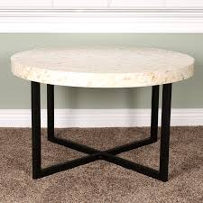 pier 1 imports coffee tables pier 1 imports mother of pearl round coffee table ebth