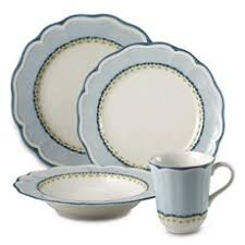 lenox china provencal sky china replacement provencal garden
