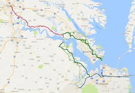 Map Of Jamestown Virginia by Peninsula Bicycling Association Home
