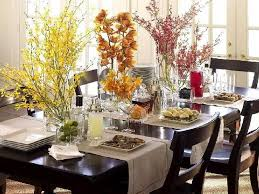 the best centerpieces for thanksgiving table dinner table