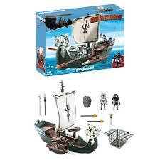 train dragon playmobil playsets
