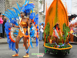 tuesday costumes costume band experience dominica the nature island dominica