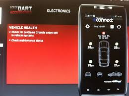 mopar connect app for dart