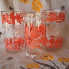 1003 best vintage glasses u0026 pitchers images on pinterest vintage