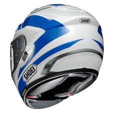 Shoei Gt Air Swayer Tc 2 Helmet Blue White Online Motorcycle