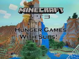 Hunger Games Minecraft Map Minecraft Ps3 Hunger Games Map Download