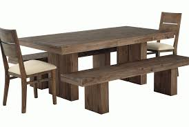 Modern Wooden Dining Table Design Dining Room Compelling Solid Wood Dining Table Tampa Beguile
