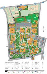 Queens Map Parking Kupferberg Center For The Arts Queens College