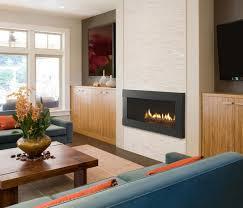 gallery of unique fireplace design ideas heatilator heatilator crave series gas fireplace