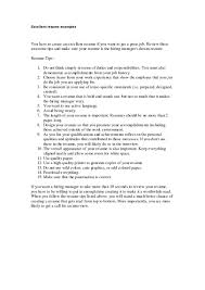 simple c v format sample examples of resumes resume amazing simple objective regarding 93
