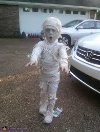 Kids Mummy Halloween Costume Mummy Costume