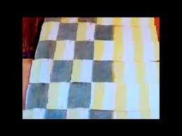 Towel Bath Mat How To Make A Bathmat Out Of Towels Threadbanger