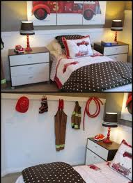 Top  Best Fire Truck Room Ideas On Pinterest Truck Bedroom - Firefighter kids room