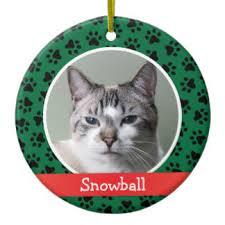 pet photo ornaments keepsake ornaments zazzle
