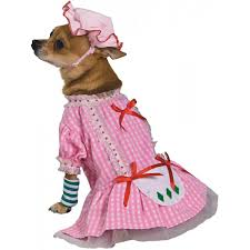 link costumes for halloween cute strawberry shortcake costume for dog pet must have