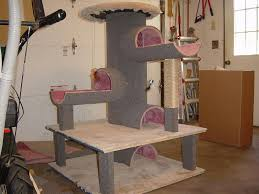 Cat Tree House Designs Best Cat Tree House Idea For Small And