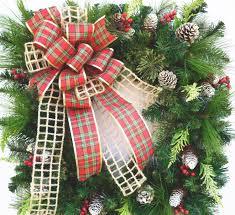 30 beautiful and creative handmade christmas wreaths style