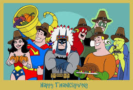 batman and sons webcomic a justice thanksgiving the martians