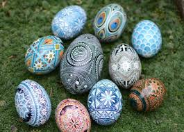 egg ornaments traditional ukrainian gifts egg ornaments pysanka pysanky