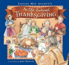 review an fashioned thanksgiving the childrens book review