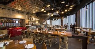 acoulite creates a vintage lighting for new dubai restaurant