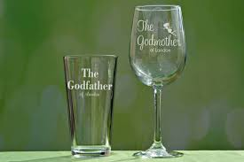 godfather godmother gift baptism gift for godparents will
