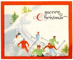 american christmas cards 1900 u20131960 bard graduate center