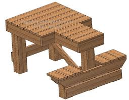 Plans For A Shooting Bench Custom Shooting Bench Plans Learn How To Build Your Own Bench